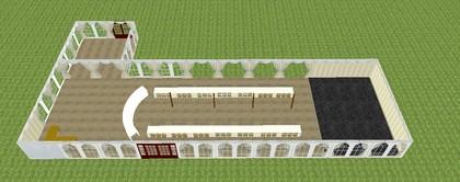 3D Marquee Planning Example 14